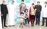 3-year-old Indian expat becomes youngest to beat Covid-19 in UAE
