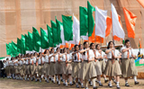 Patriotic fervour runs high as Indian flag flutters in UAE skies