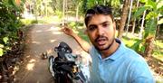 Rider loses bike to Corona Virus: TVS Motors gifts him an Apache RR310