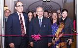 India education minister inaugurates 'Study in Gujarat' campaign in Dubai