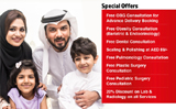 Thumbay hospital Ajman announces free specialist consultations and attractive discounts