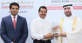 Thumbay Hospital Ajman celebrates 60,000 plus babiesborn since its inception
