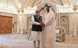 PM Modi conferred UAE's highest civilian honour 'Order of Zayed'