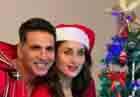 Akshay Kumar, Kareena, Kiara and Diljit Dosanjh Wish fans Merry Christmas