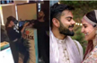 Anushka Sharma fires laser gun at Virat Kohli, his dying act is Simply hilarious