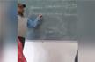 Haryana Mathematics Professor teaches �Love Formulae� to girls, suspended
