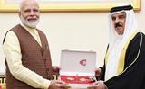 Bahrain: PM Narendra Modi conferred �The King Hamad Order of Renaissance�