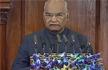 Budget Session 2019 : President Ram Nath Kovind addresses joint sitting of Houses
