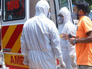 Karnataka reports 2 more Covid-19 deaths; CM launches ...