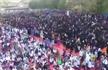 Mumbai: Thousands protest iconic Azad Maidan against Citizenship Law CAA, NRC, NPR