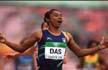Hima Das wins gold in the final of women's 400m of IAAF World U20 championship