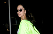 Deepika Padukone rocks 90s neon chic style