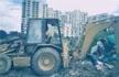 Bengaluru huts razed days after BJP MLA tweet, Civic officials