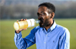 Fruitarian man swears by drinking pint of old urine each day to feel 'amazing'