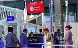 Dubai Airport: No passport or boarding pass needed