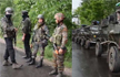 Four terrorists killed by security forces in J&K's Shopian, search underway