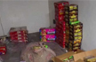 Delhi Police seize more than 3,800 Kg of firecrackers, 26 arrested