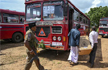 Gunmen fire on buses carrying Sri Lanka voters, no casualties