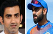 Gautam Gambhir takes a dig at Virat Kohli�s captaincy