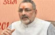 Do you want to convert India into Pakistan: , Union Minister Giriraj Singh