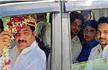 SP leader dresses up as groom, workers as �baraatis�, to meet Akhilesh Yadav in Rampur