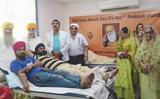 550 blood donations to mark Guru Nanak anniversary in UAE