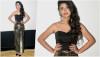 Priya Prakash Varrier's Attempt at Recreating Deepika Padukone�s Black & Gold Dolce & Gabbana