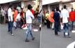 BJP MLA Balram Thawani caught on camera kicking woman