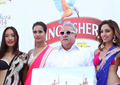 Vijay Mallya unveils Kingfisher Calendar 2014