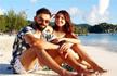 Anushka Sharma-Virat Kohli's Beach Pics