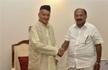 Kalidas Kolambkar takes oath as pro-tem Speaker of Maharashtra