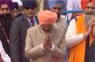 Ram Nath Kovind pays obeisance at Sultanpur Lodhi on Guru Nanak�s 550th birth anniversary