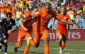 FIFA World Cup: Netherlands Beat Chile to Top Group B