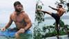 Sneak Peek Into Chris Hemsworth�s Workout Regime