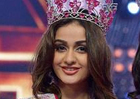 Aditi Arya crowned Miss world 2015