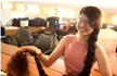 Gujarat's 'Rapunzel' Wins Record for longest hair on a teenager