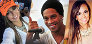 Brazilian Football star Ronaldinho to marry 2 women at the same time