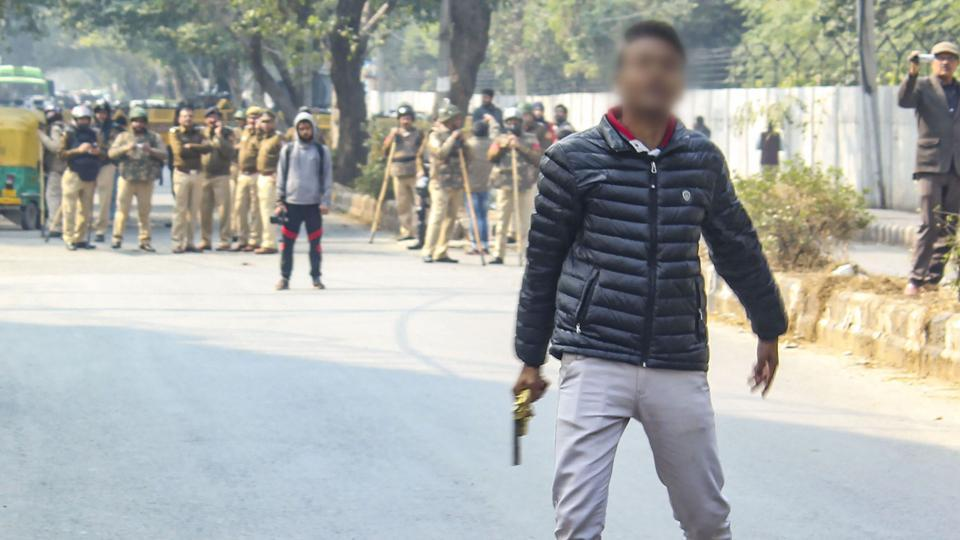 Jamia shooting: Teenager bought gun, 2 bullets for Rs 10K from UP dealer