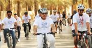 Indian Embassy in Saudi organises 'Gandhi cycle rally for peace'