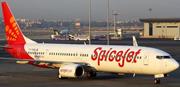 SpiceJet plane from Dubai makes emergency landing in Jaipur after tyre burst