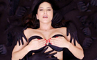 Lady Gaga or Jennifer Lopez, who is Sunny Leone aping in Baby Doll?