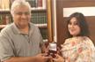 Meeting Harish Salve, Sushma Swaraj's daughter fulfils her last promise