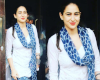 Whites and more whites define Sara Ali Khan