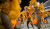 Carnival kicks off at Sapucai Sambadrome in Rio de Janeiro