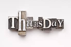 Thursday, Apr 07, 2016