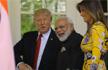 Trump Congratulates PM Modi over phone, Tweets India