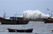 Cyclone Vayu remains practically stationary, says IMD