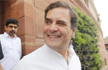 Rahul Gandhi again caught 'winking' in Parliament