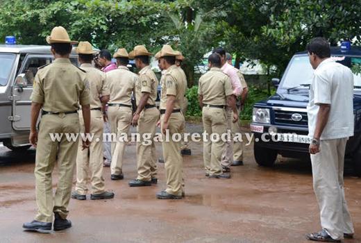 Cops arrest