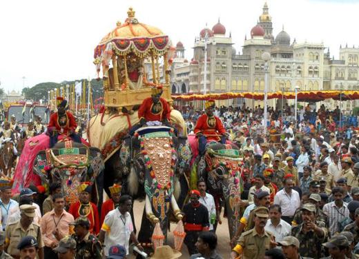 Dasara celebrations